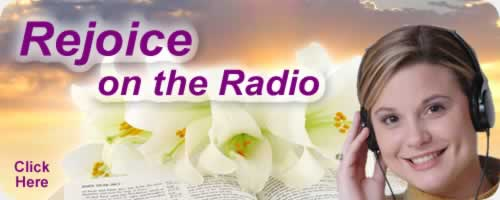 Rejoice on the Radio