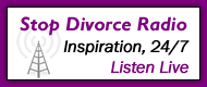 Listen to Stop Divorce Radio!
